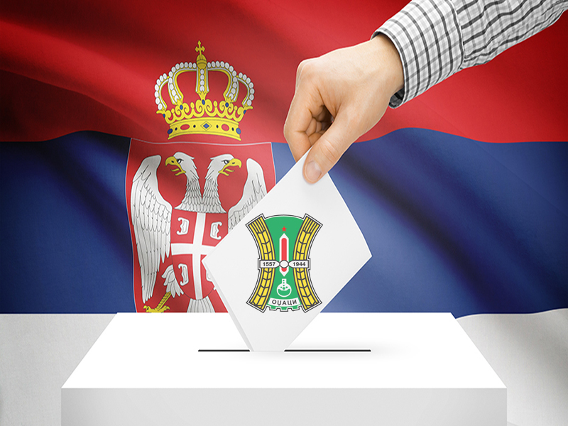 Расписани избори за савете осам месних заједница у општини Оџаци