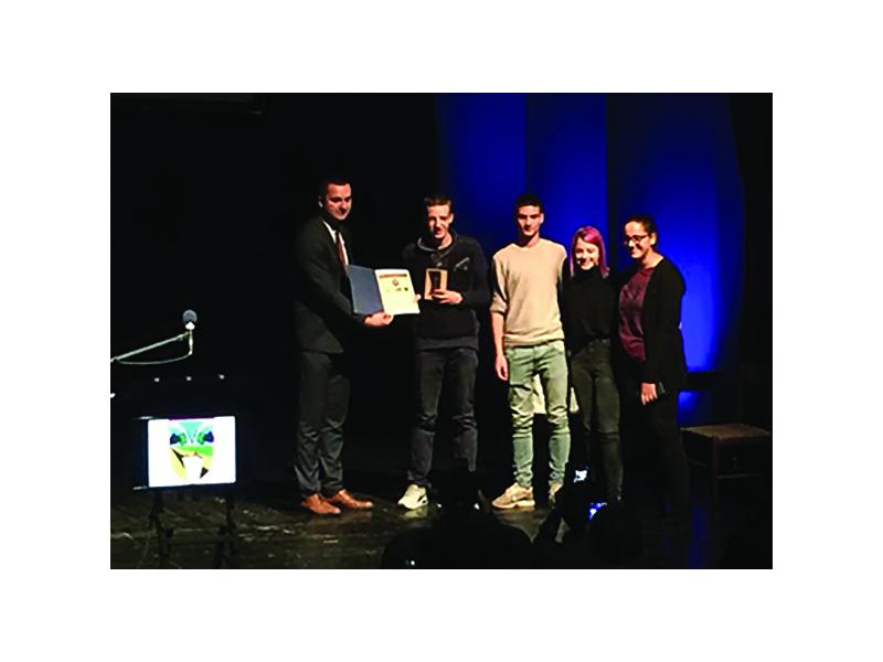 Средњошколци из Оџака победници такмичења младих предузетника и иноватора