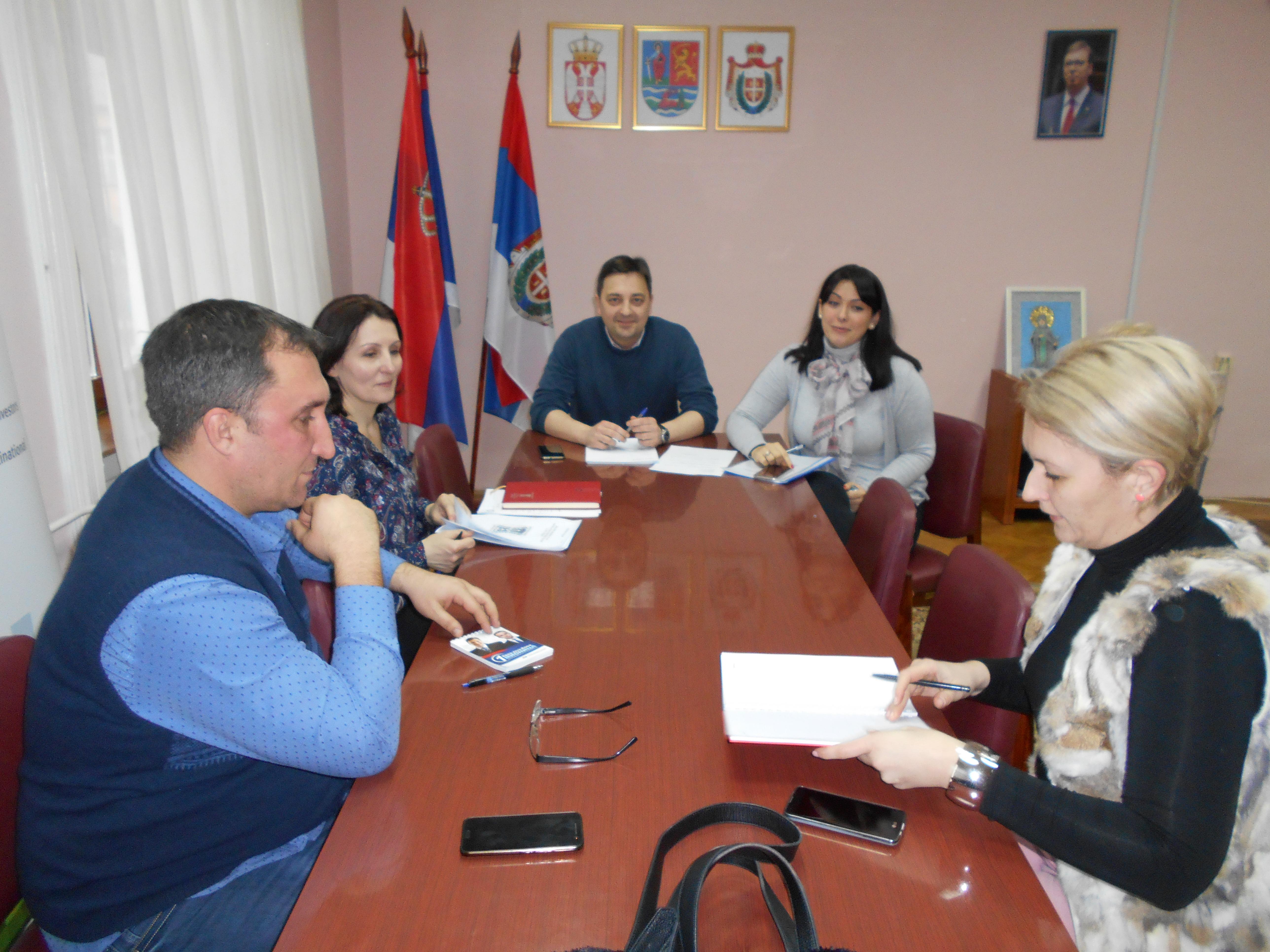 Одржана седница Савета за запошљавање општине Оџаци