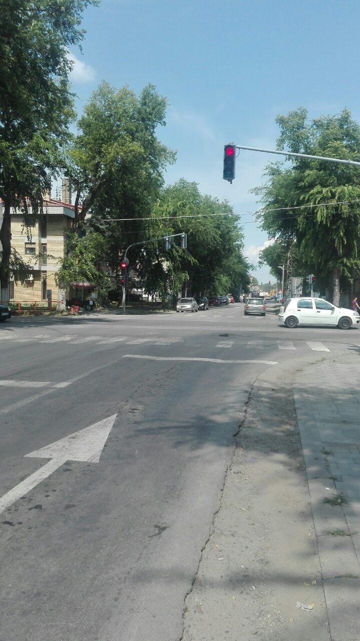 Обавештење за јавност - потпуна обустава саобраћаја  у делу Железничке улице од 22.јула
