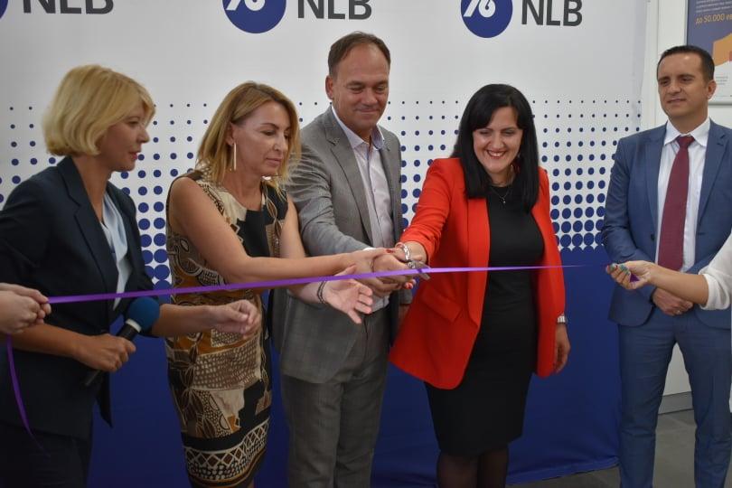 Отворена нова експозитура НЛБ банке