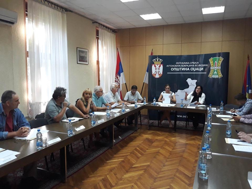 Одржана 82.седница Општинског већа општине Оџаци