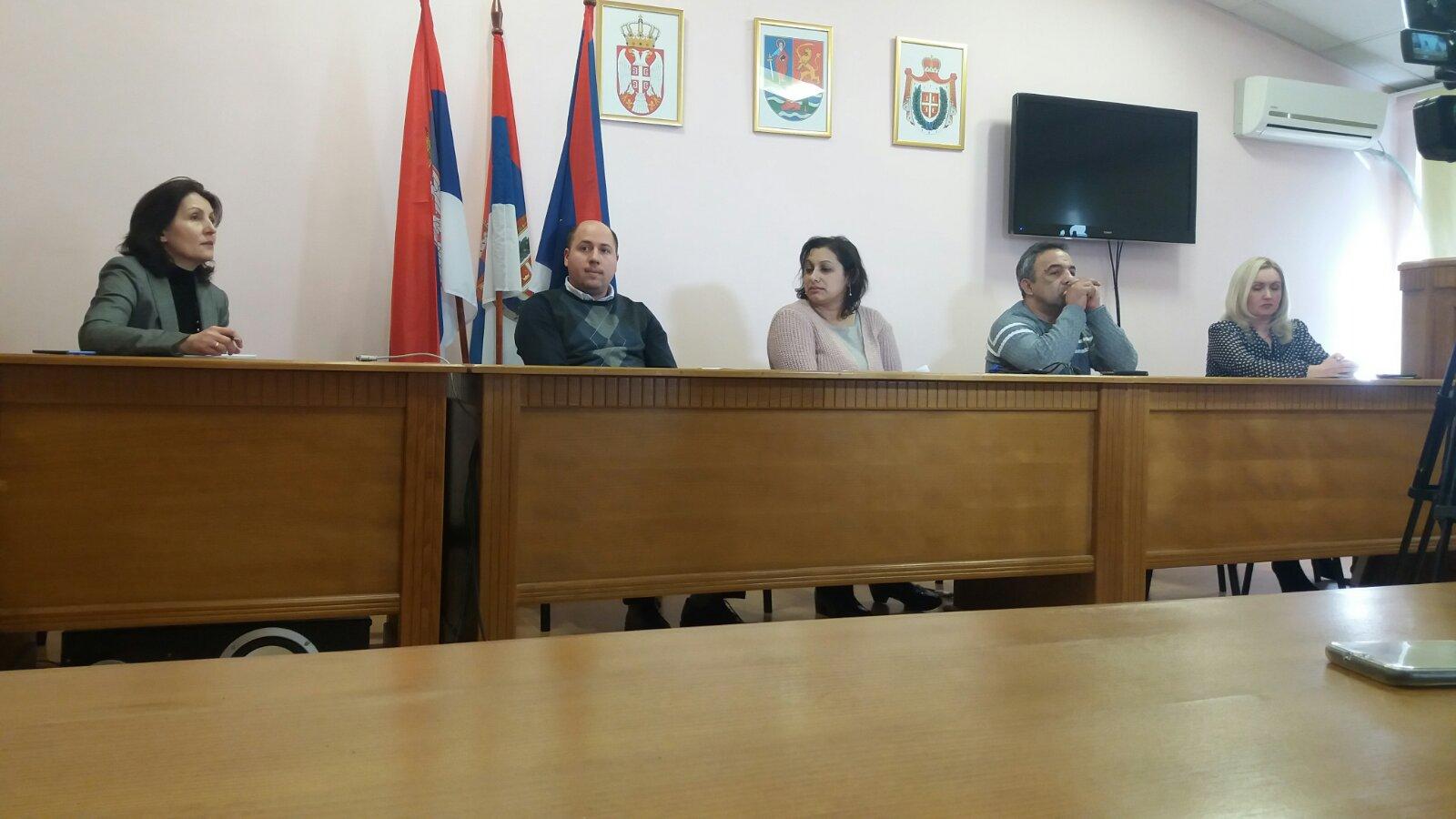 Фотографије са почетне конференције