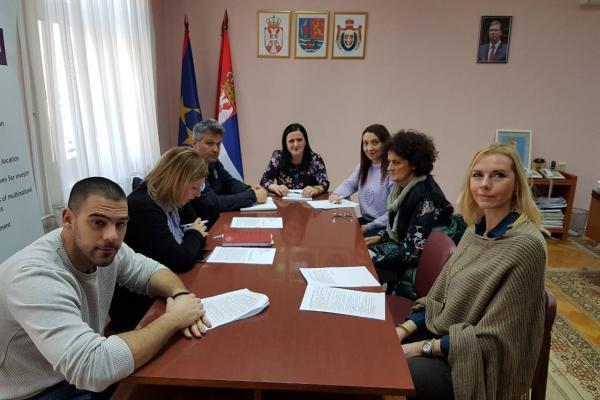 Први састанак општинског Савета за координацију послова безбедности саобраћаја