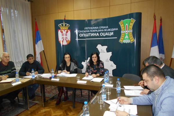 Одржана 63.седница Општинског већа општине Оџаци
