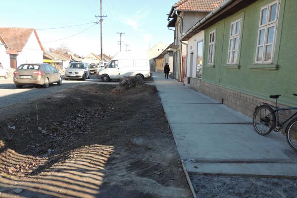 Наставак радова у улици Војводе Мишића