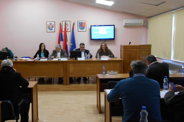 20. седница Скупштине општине одржана 14.фебруара 2019.године