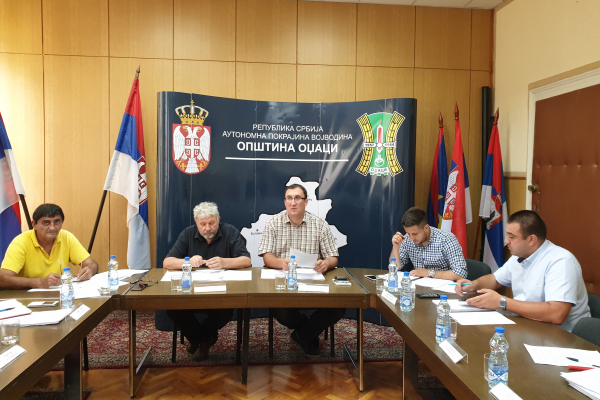 Одржана 76.седница Општинског већа општине Оџаци