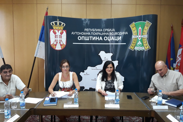 Одржана 79.седница Општинског већа општине Оџаци