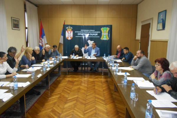 Одржана 89.седница Општинског већа општине Оџаци