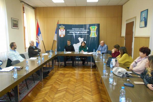 Састанак Актива директора школа са представницима локалне самоуправе