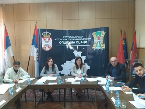 Одржана 98.седница Општинског већа општине Оџаци