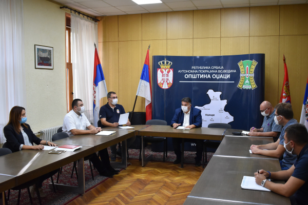 Одлука о укидању ванредне ситуације за целу територију општине Оџаци