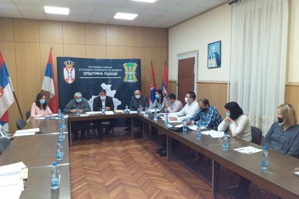 Одржана 2. седница Општинског већа општине Оџаци