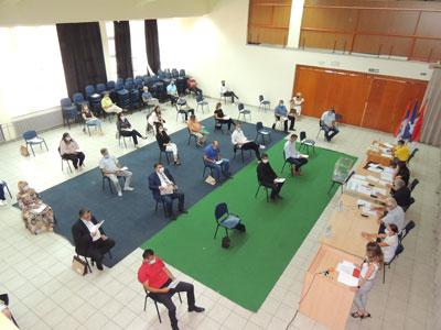 Заказана 3. седница Скупштине општине Оџаци