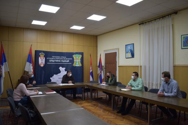 Проглашена ванредна ситуација на територији општине Оџаци