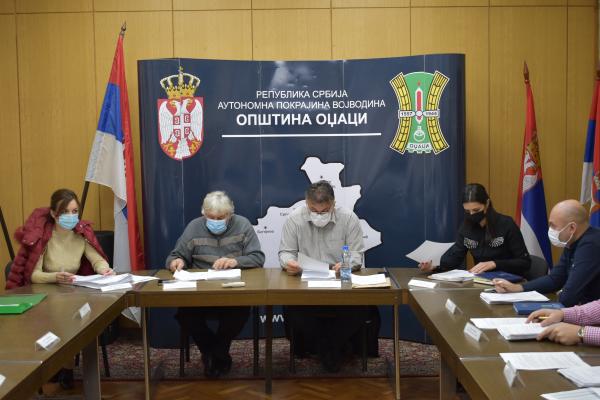 Одржана 10. седница Општинског већа општине Оџаци