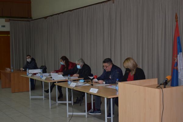 Одржана 6. седница Скупштине општине Оџаци