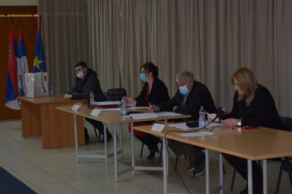 Одржана 8. седница Скупштине општине Оџаци