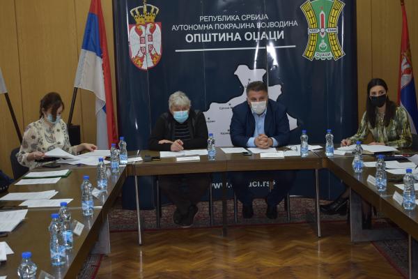 Одржана 19. седница Општинског већа општине Оџаци