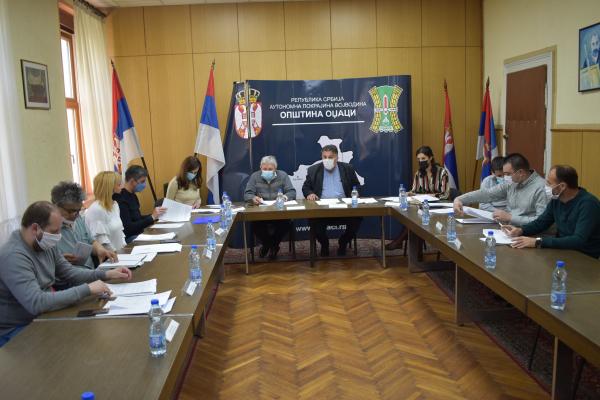 Одржана 27. седница Општинског већа општине Оџаци