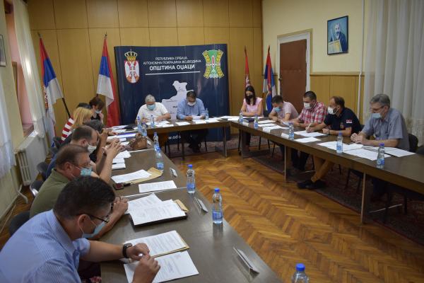 Одржана 35. седница Општинског већа општине Оџаци