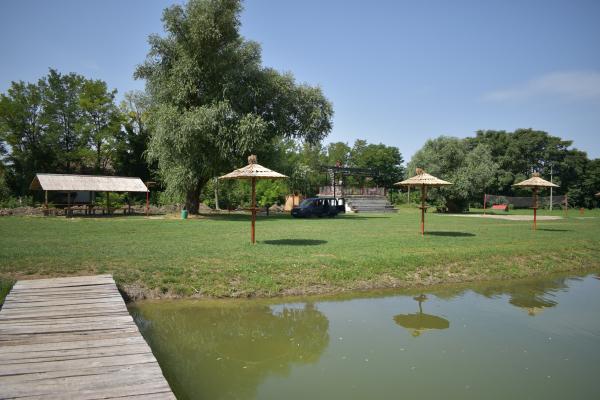 Обилазак радова на језеру у Бачком Грачацу