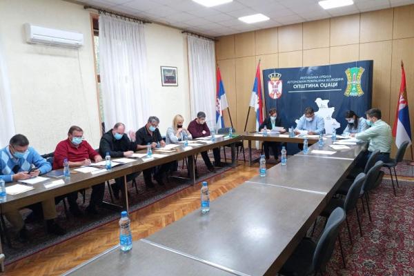 Одржана 46. седница Општинског већа општине Оџаци