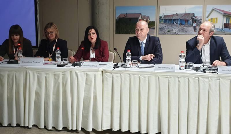 Завршна конференција пројекта ″Да сваки Ром има дом″
