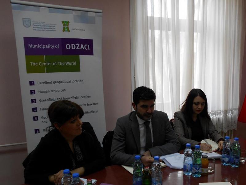 Представници Ромактед-а посетили општину Оџаци