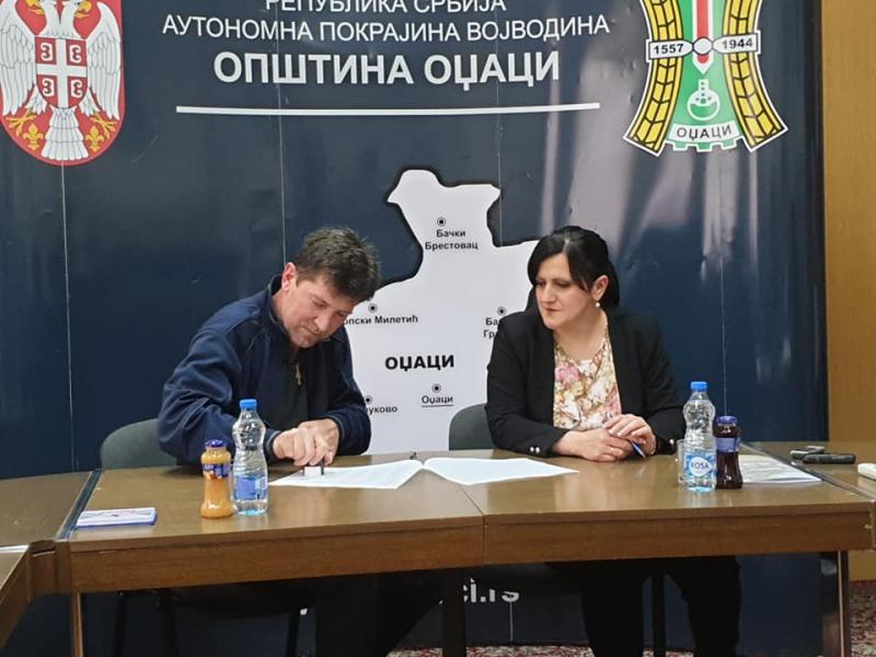 Потписани Уговори о суфинансирању са спортским организацијама