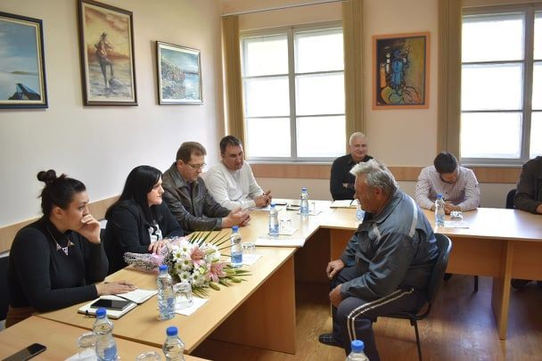 Посета представника локалне самоуправе Месној заједници Бачки Брестовац