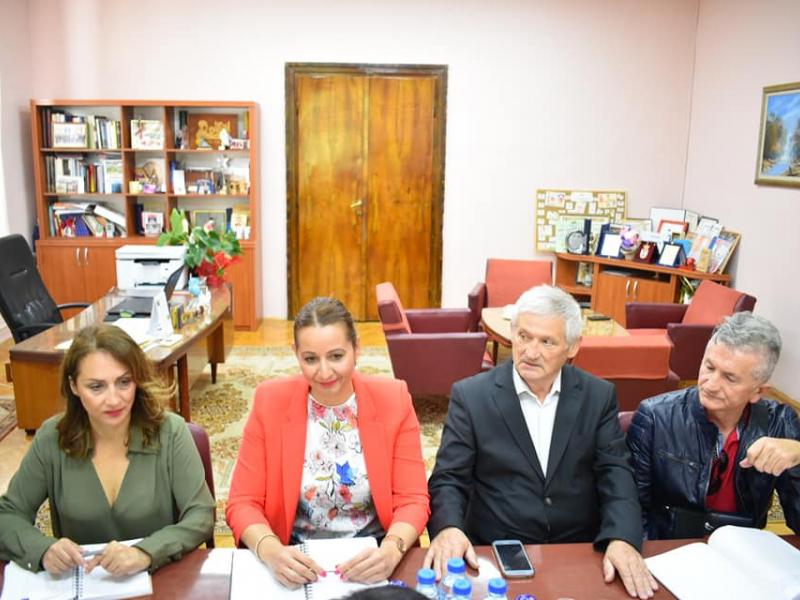 """Одржан радни састанак са представницима Фонда """"Европски послови"""