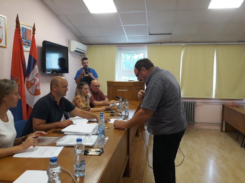 Потписани Уговори са удружењима грађана