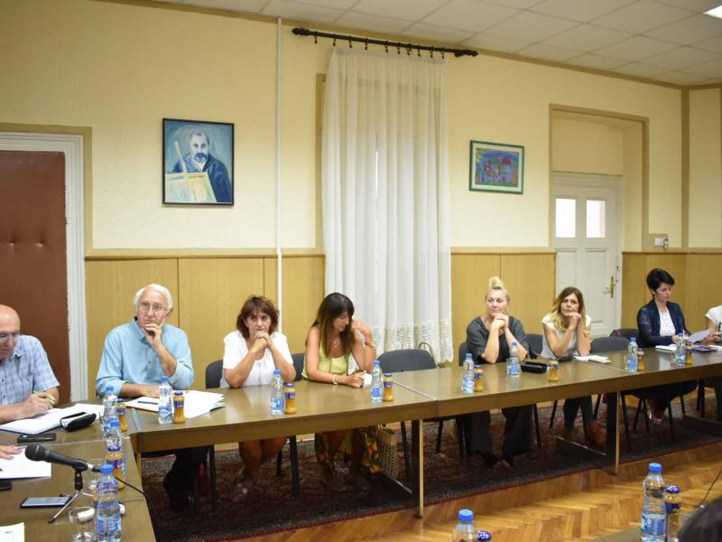 Одржан састанак Актива директора