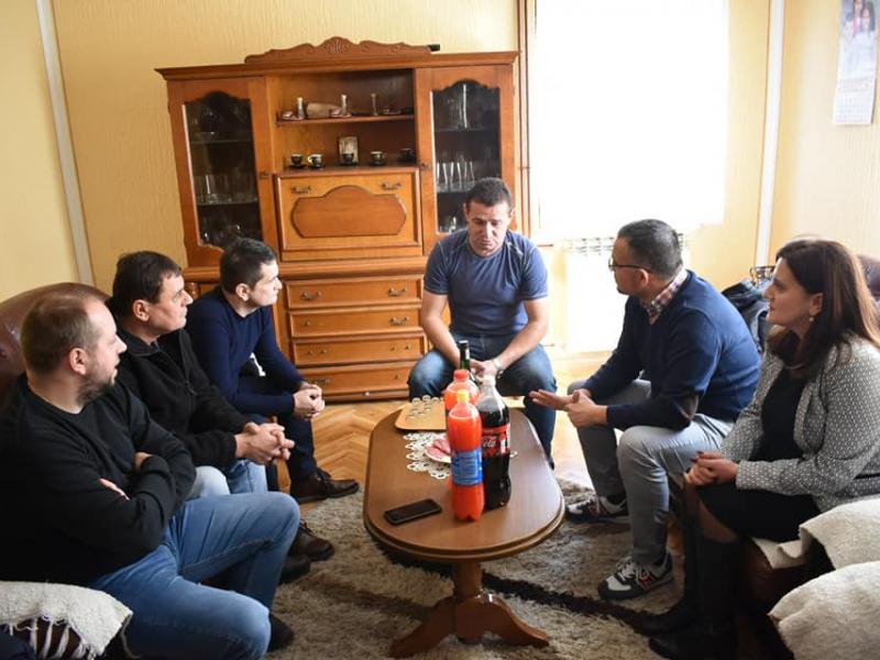 Недимовић у новој посети пољопривредним газдинствима у општини Оџаци