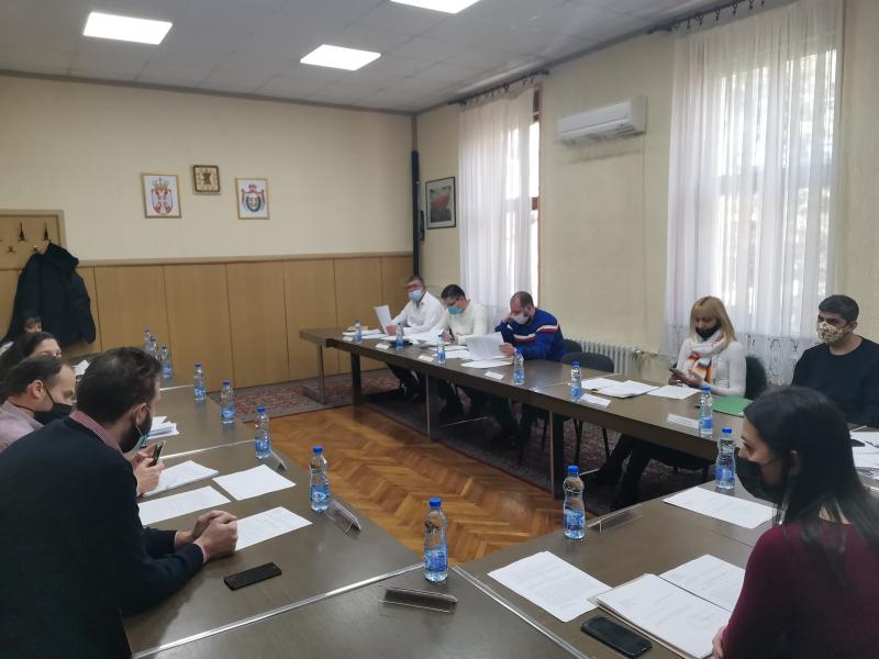 Одржана 18. седница Општинског већа општине Оџаци