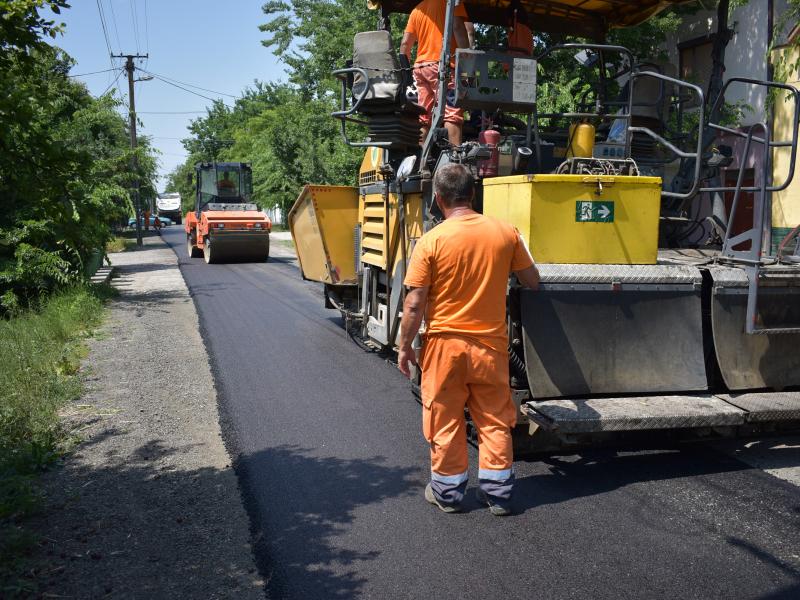 Започети радови на реконструкцији Бачкине и Видовданске улице у Оџацима